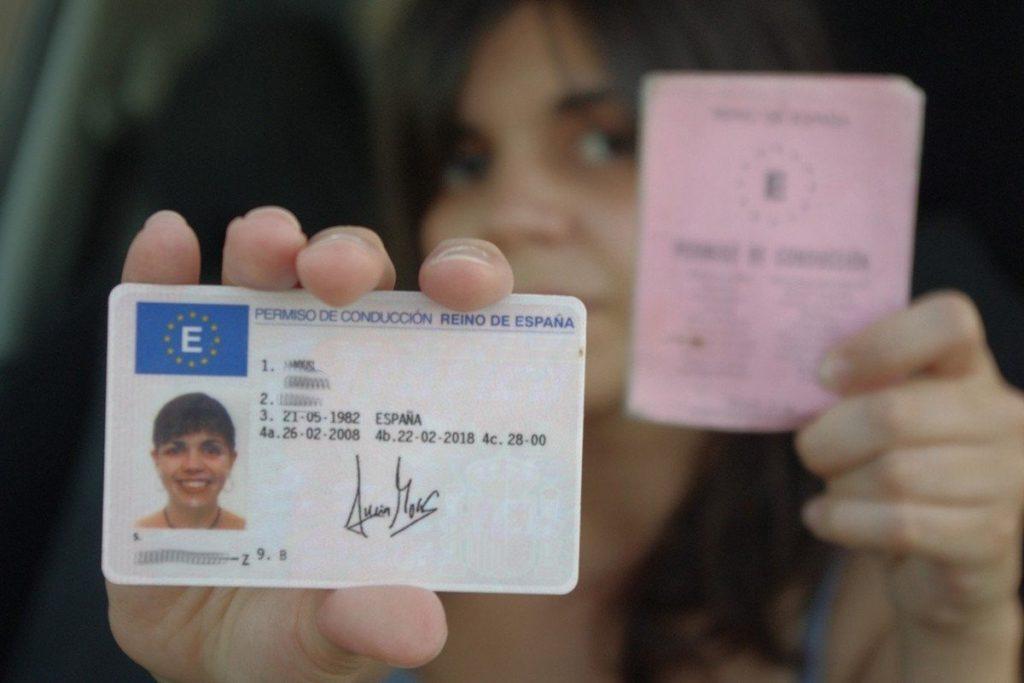 Comprar carnet de conducir Español legal